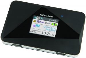 Hotspot con pantalla Netgear AC785-100EUS