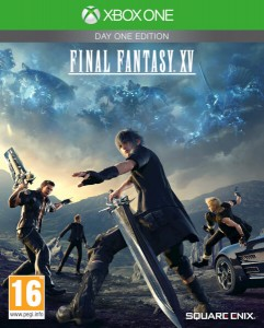 Juego Fantasy XV Day One Edition para Xbox One