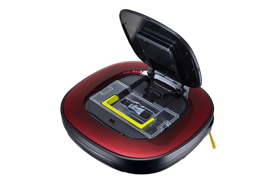 LG VR8602RR Hombot Square Turbo Serie 9+