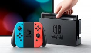 Nintendo Switch multicolor