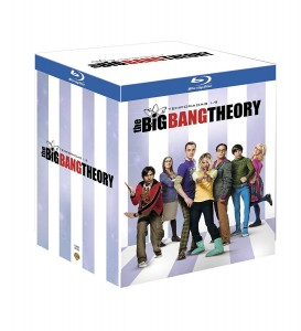 Pack serie The Big Bang Theory temporadas 1-9 Blu-ray