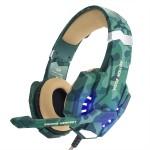 Auriculares con micrófono EasySMX camuflaje