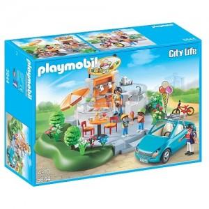 Heladería Playmobil 5644