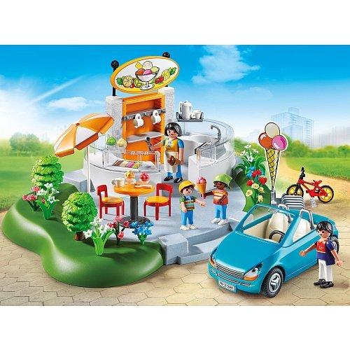 La Heladería Playmobil 5644