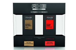 Pack Axe fragancia diaria