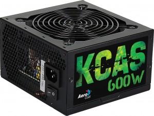 Fuente de alimentación Aerocool KCAS 600S