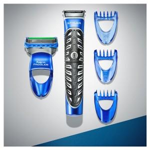 Gillette Fusion ProGlide Styler con varios accesorios