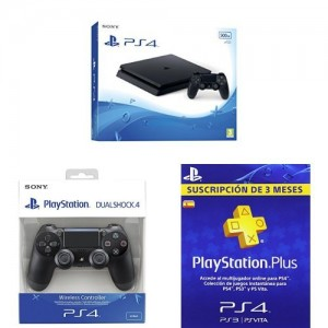 Lote PS4