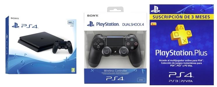 Lote para PS4