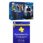 Pack PS4 a