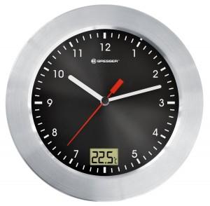 Reloj para el baño con indicador de temperatura Bresser MyTime
