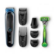Set de afeitado multifunción Braun MGK3040