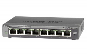 Switch ProSAFE Netgear GS108E-300PES