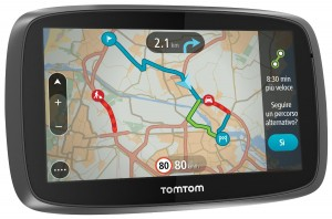 TomTom GO Live 5100 World LTM