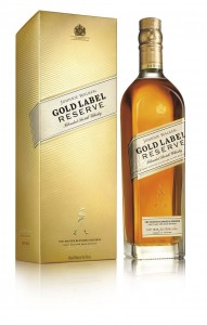 Whisky escocés Johnnie Walker Gold Reserve