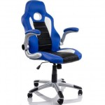 silla-racing-sports-azul-negra