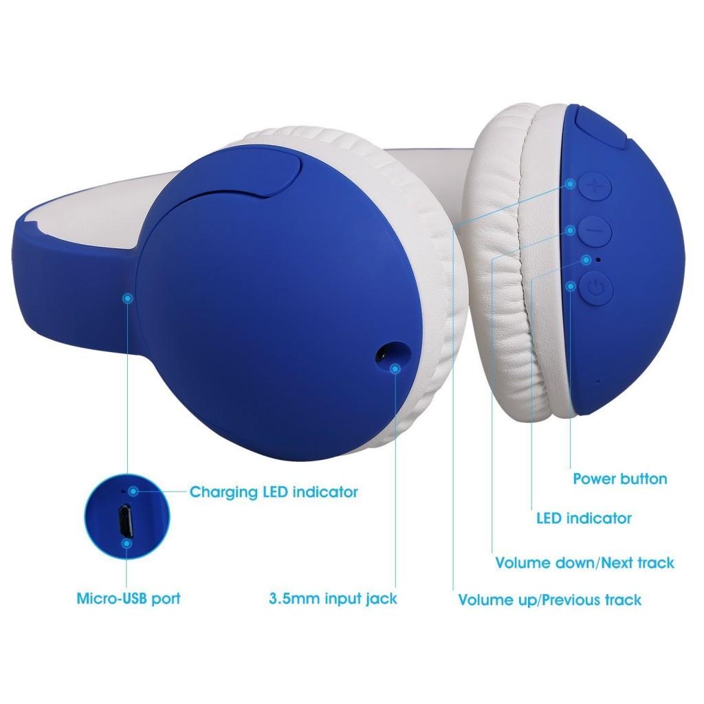 Auriculares con Bluetooth Ausdom AH850