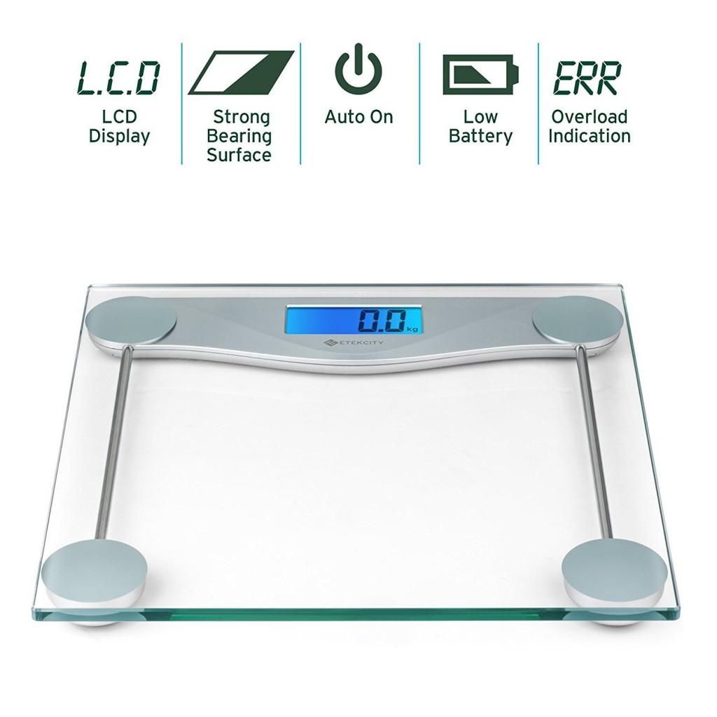 Báscula baño digital Etekcity 4074C