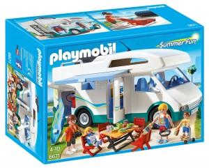 Caravana de verano Playmobil 6671