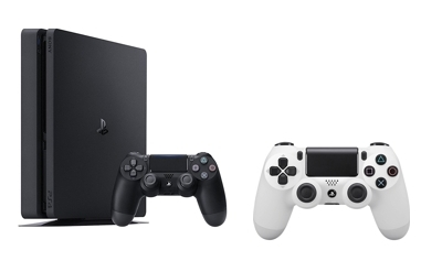 Lote consola PlayStation 4 Slim de 500 GB