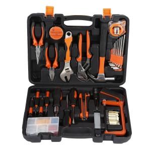 Maletín de herramientas Catuo con 100 piezas