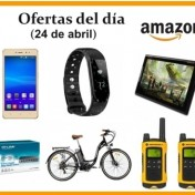 Ofertas del día Amazon(24 de abril)