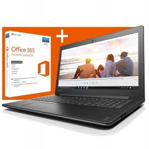 Ordenador portátil Lenovo Ideapad 310-15ABR con Office