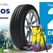 Promo neumáticos abril