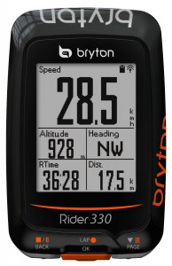 Receptor de GPS Bryton Rider 330E