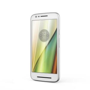 Smartphone Moto E3 2016 blanco