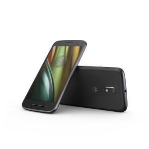 Smartphone Moto E3 2016 negro