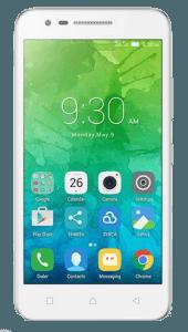 Teléfono móvil Lenovo C2 Power blanco