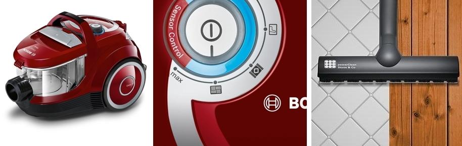 Aspirador sin bolsa Bosch BGC2U230