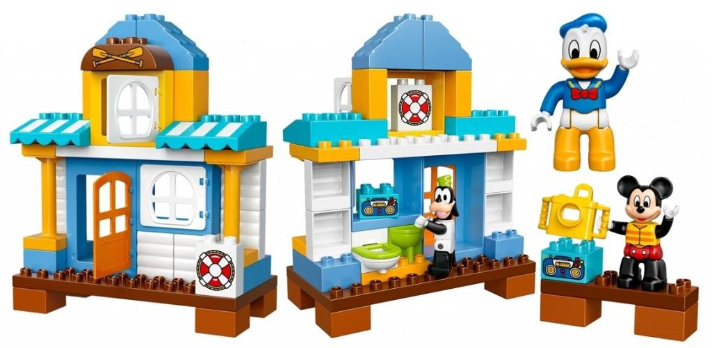 Casa Mickey y sus amigos LEGO Duplo 10827