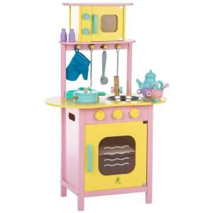 Cocina de juguete de madera Ultrakidz