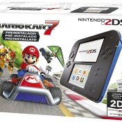 Consola Nintendo 2DS con Juego Mario Kart 7