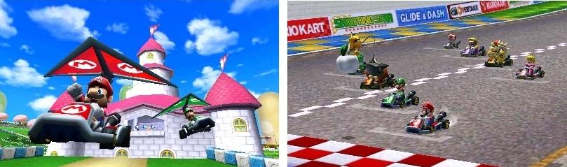 Consola Nintendo 2DS y Juego Mario Kart 7 (Preinstalado)