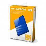 Disco duro de 4TB Western Digital My Passport