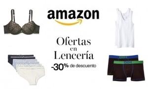 promocion lenceria amazon