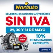 promocion sin iva mayo 2017 norauto
