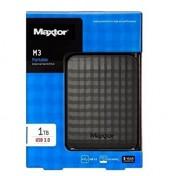 Disco duro externo de 1 TB Maxtor M3 STSHX-M101TCBM