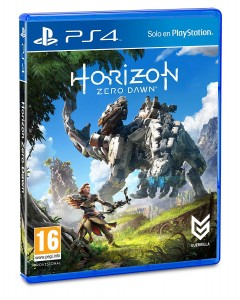Juego Horizon Zero Dawn PS4
