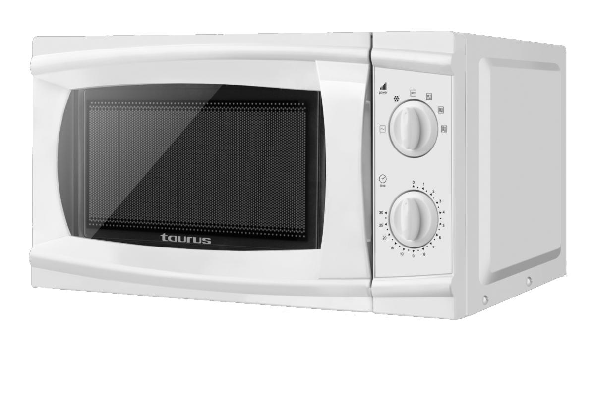 Microondas taurus 970923000 instant de 20 litros sin grill - Pccomponentes microondas ...