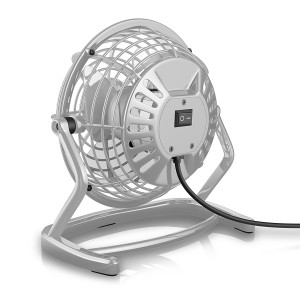 mini ventilidor USB CSL en color antracita
