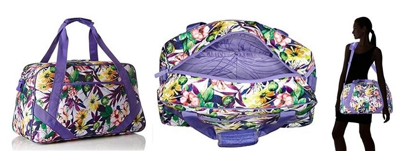 Bolsa de deporte Desigual L Bag G Purple