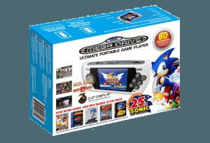 Consola Pqube Games RETRO SEGA MEGA DRIVE ULTIMATE PORTATIL