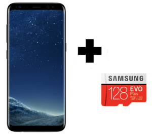 Móvil Samsung Galaxy S8 Negro