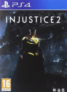 Videojuego Injustice 2 Standard Edition PlayStation 4