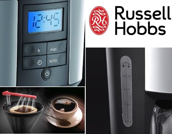 Cafetera Russell Hobbs 20150-56 Chester