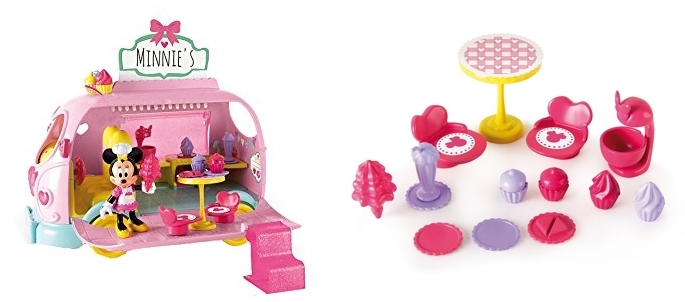 Caravana sweets & candies Minnie IMC Toys